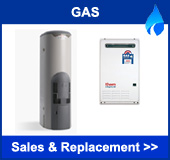 gas hot water heater