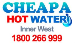 Cheapa Hot Water Inner West